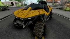 GTA Halo Civilian Warthog GGM Conversion