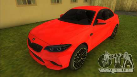BMW M2 Competition 2018 para GTA Vice City