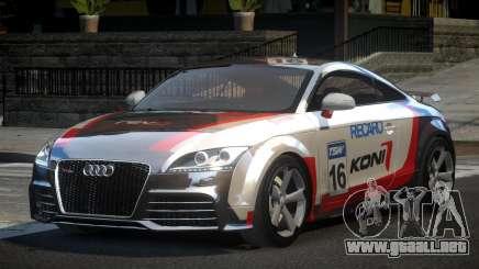 Audi TT PSI Racing L5 para GTA 4