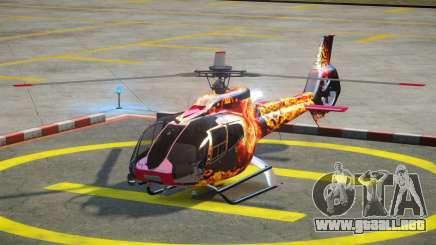 Eurocopter EC130 B4 AN L2 para GTA 4