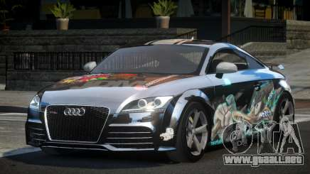 Audi TT PSI Racing L3 para GTA 4