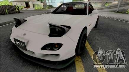Mazda RX-7 Spirit R (FD) para GTA San Andreas