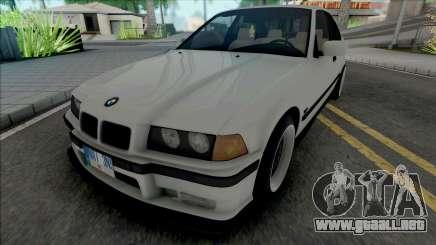 BMW 3-er E36 Sedan para GTA San Andreas