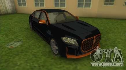Maybach S600 Emperor para GTA Vice City