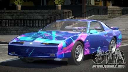 Pontiac TransAm U-Style L8 para GTA 4