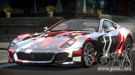 Ferrari 599 GTO BS L2 para GTA 4