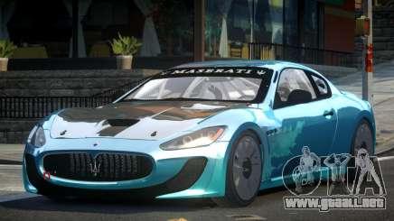 Maserati GranTurismo SP-R PJ1 para GTA 4