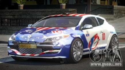 Renault Megane PSI-R PJ3 para GTA 4
