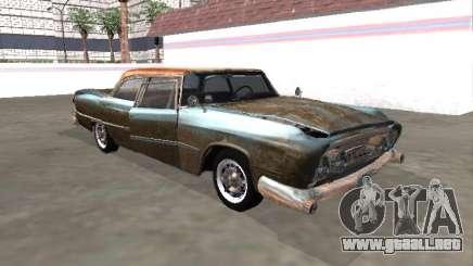 Dodge Polara 1961 Rust mi versión para GTA San Andreas