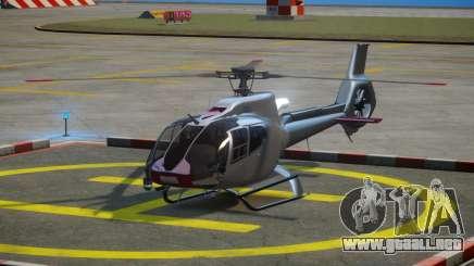 Eurocopter EC130 B4 AN para GTA 4