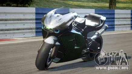 Ducati Desmosedici L6 para GTA 4