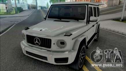 Mercedes-Benz G63 AMG [HQ] para GTA San Andreas