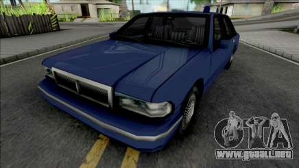 Unmarked Police Premier para GTA San Andreas