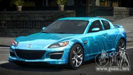 Mazda RX-8 BS U-Style L1 para GTA 4