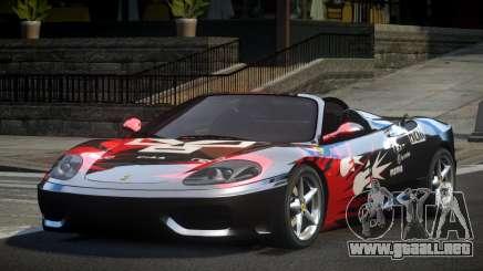 Ferrari 360 SP-T L9 para GTA 4