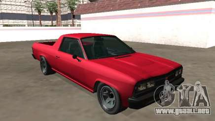 Cheval Picador mi versión para GTA San Andreas