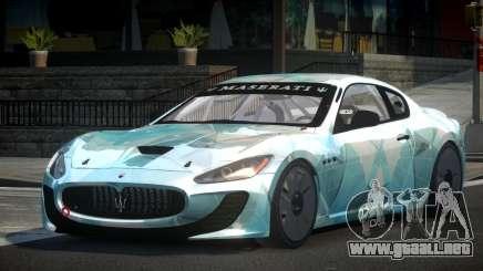Maserati GranTurismo SP-R PJ9 para GTA 4