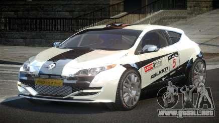 Renault Megane PSI-R PJ9 para GTA 4