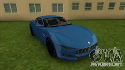 Maserati Alfieri para GTA Vice City