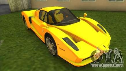 2002 Ferrari Enzo para GTA Vice City