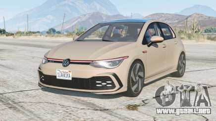 Volkswagen Golf GTI (Mk8) 2020〡add-on v1.0 para GTA 5