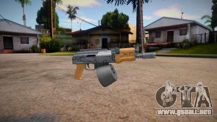 GTA V Shrewsbury Compact Rifle para GTA San Andreas