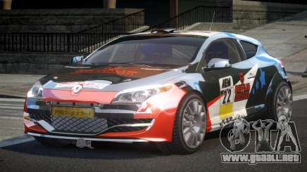 Renault Megane PSI-R PJ5 para GTA 4