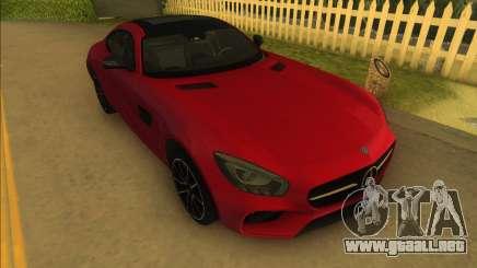 Mercedes-Benz AMG GT para GTA Vice City