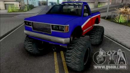 Monster B [HD] para GTA San Andreas