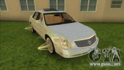 Cadillac DTS SLAB para GTA Vice City