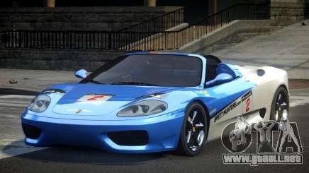 Ferrari 360 SP-T L7 para GTA 4