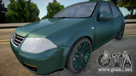 VW Bora 1.8T para GTA San Andreas