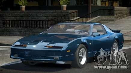 Pontiac TransAm U-Style para GTA 4