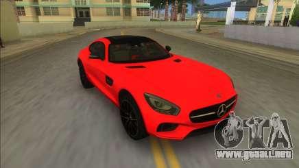 Mercedes-Benz AMG GT FBI para GTA Vice City