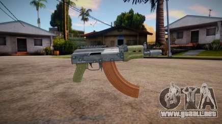 GTA V Shrewsbury Compact Rifle V1 para GTA San Andreas