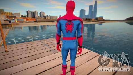 Stark Suit Texture - PS4 para GTA San Andreas
