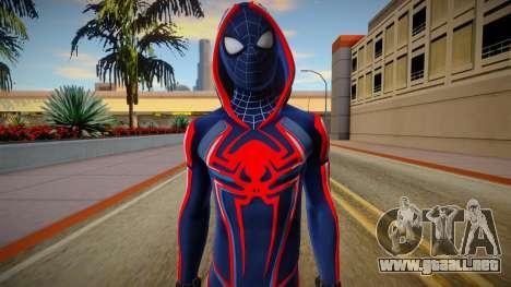 Miles Morales 2099 para GTA San Andreas