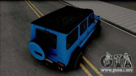 Brabus G55 para GTA San Andreas