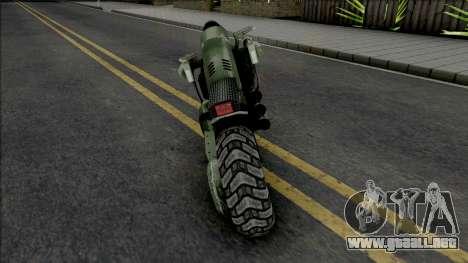 GTA Halo UNSC Bike GGM Conversion para GTA San Andreas