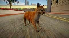 Cat para GTA San Andreas