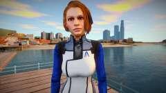 Jill Valentine Skin para GTA San Andreas