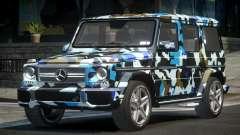 Mercedes-Benz G65 PSI S7