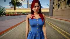 Kaori Wang para GTA San Andreas