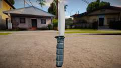 New knife (good textures) para GTA San Andreas
