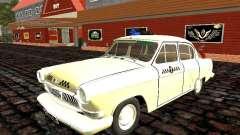 Gaz-21 Geshi y Lelika (taxi)
