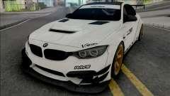 BMW M4 GTS Varis 2016
