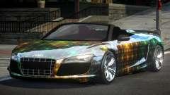 Audi R8 SP Roadster PJ10