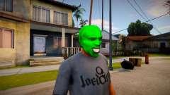 máscara para GTA San Andreas