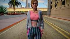Ellie (good textures) para GTA San Andreas