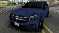 Mercedes-Benz GLS 2017 Lowpoly